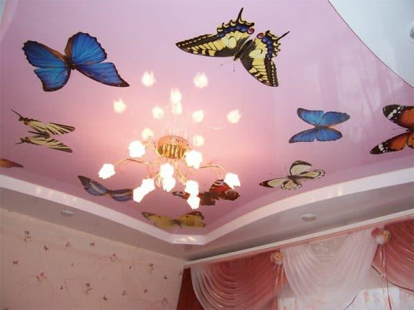 Какой натяжной потолок лучше - тканевый или пвх