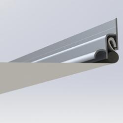 профиль KRAAB (краб) для натяжных потолков