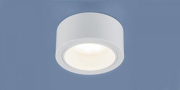 накладные точечные светильники для натяжного потолка