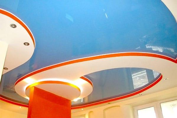 бельгийские натяжные потолки polyplast