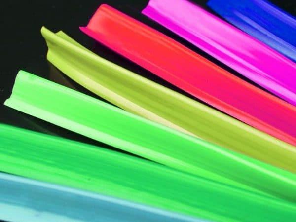 цветные вставки