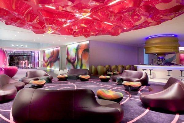 3D натяжные потолки Renolit