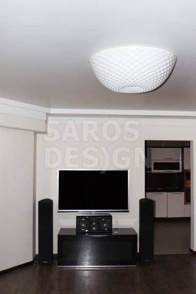 акустический натяжной потолок сарос