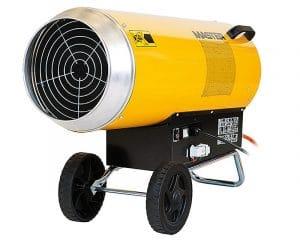 газовая тепловая пушка для натяжных потолко