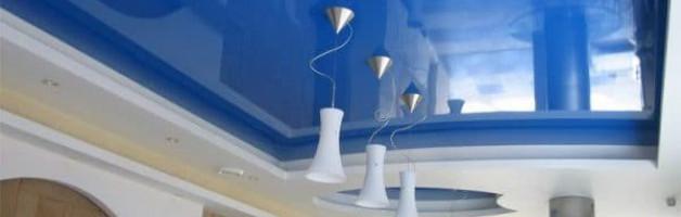 Какой натяжной потолок лучше – тканевый или пвх