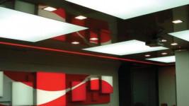 натяжные потолки barrisol