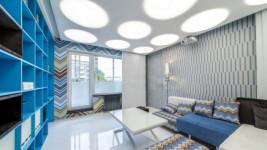 Натяжные потолки Newmat