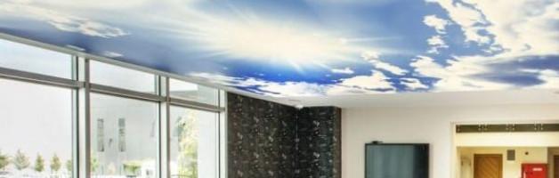 экологичные натяжные потолки